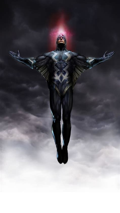 Black Bolt | 25 best ideas about black bolt on pinterest black bolt