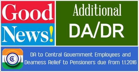 central government employees news latest release of additional instalment of dearness allowance to