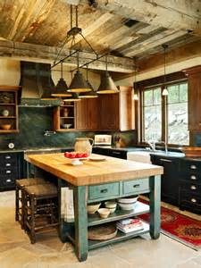 rustic kitchen ideas 20 cozy rustic kitchen design ideas style motivation