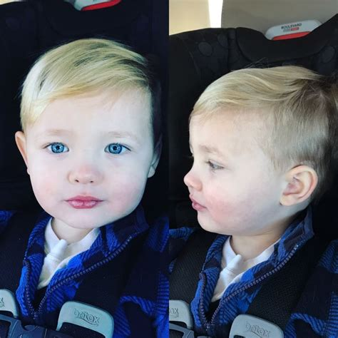 2 year boy haircut 1000 id 233 es sur le th 232 me toddler boy hairstyles sur