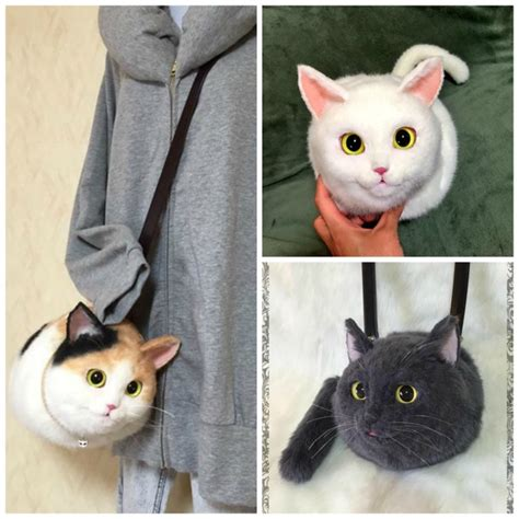 Cat Bag realistic cat bags