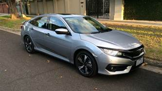2017 honda civic spotted in melbourne ahead of australian