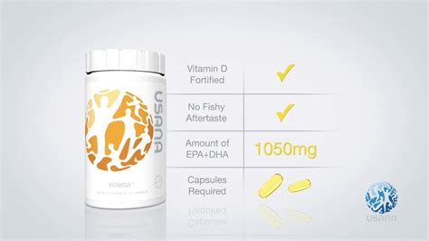 Supplement Spotlight Bring On The Biomega Fish Oil What