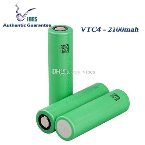 Sony Vtc4 2100mah 30a Authentic authentic guarantee japan vtc4 18650 rechargeable high