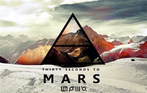 Thirty Seconds To Mars Logo Iphone All Hp wallpaper summer seconds logo mars leto jared thirty