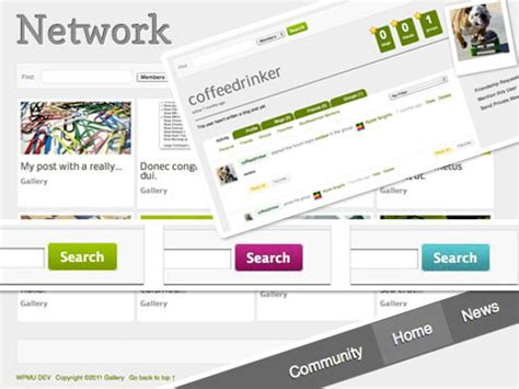 themes wordpress multisite introducing network a powerful theme for wordpress