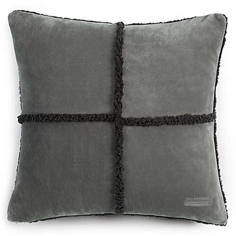 bed bath and beyond rockford eddie bauer 174 rockford 20 inch x 20 inch throw pillow bed