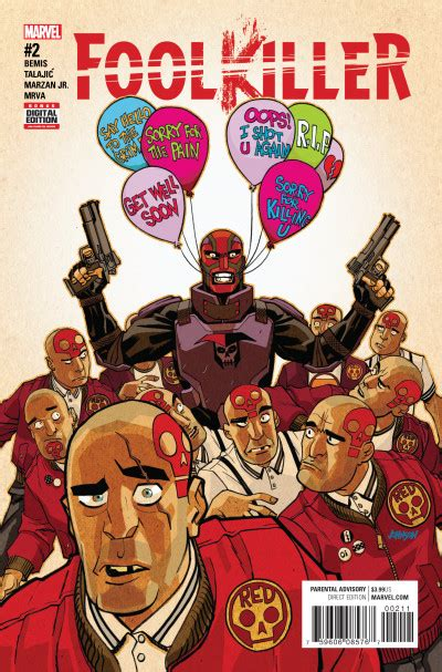two fools in turmoil volume 5 books foolkiller 2 reviews 2016 at comicbookroundup