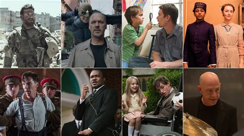 film nominated for oscar 2015 academy awards 2015 complete list of oscar nominees and
