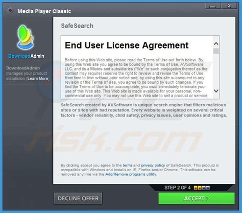 Safesearch Net Browser Hijacker Installer Sle 2 | how to get rid of safesearch net redirect virus removal