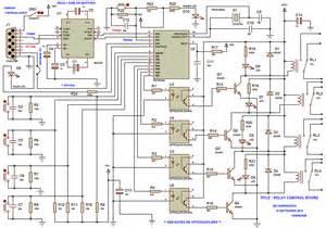 rs 232 relay board eeweb community
