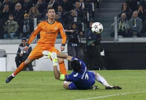 ronaldo vs juventus 2013 juventus real madrid 2 2 gol di vidal su rigore ronaldo bale e llorente la gazzetta dello sport