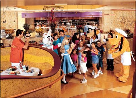 Goofy S Kitchen Dinner by Goofy S Kitchen Anaheim Disneyland Restaurant Reviews
