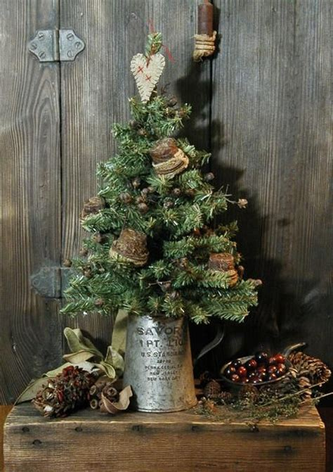 pictures of primitive christmas trees 17 best images about farmhouse tree on trees trees and burlap bags