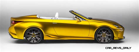 lexus lf c2 2014 lexus lfc2 concept cabrio is truly miraculous a