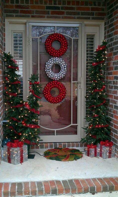 Ausgefallene Weihnachtsdeko Fenster by Weihnachtsdeko F 252 R Draussen Macht Weihnachten Zu Einem