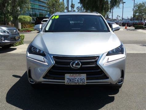 2016 lexus wagon 2016 lexus nx station wagon for sale 299 used cars from