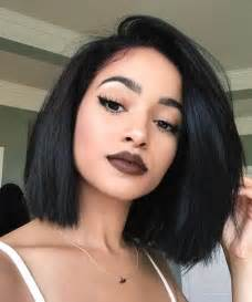 best 25 black hair bob ideas on pinterest black long