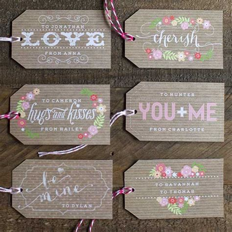 Sorprese Romantiche Per Lui Fatte In Casa by Printable S Day Gift Tags