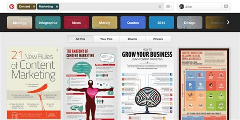 How To Search On Pintrest Plus Search How To Spur Term Impact