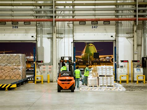 aci reports  strong october freight results air cargo news