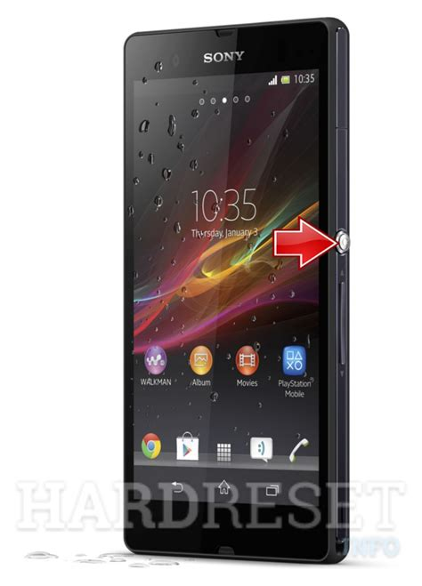 Reset Samsung Xperia | hard reset sony xperia z c6616 dk hard reset android phones