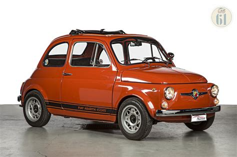 Fiat 500l Abarth by Lot 71 Fiat 500 L Abarth Look 1972 Oldtimer Auction