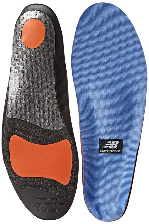 New Balance Arch Support Insole new balance insoles iusa3810 supportive cushioning insole