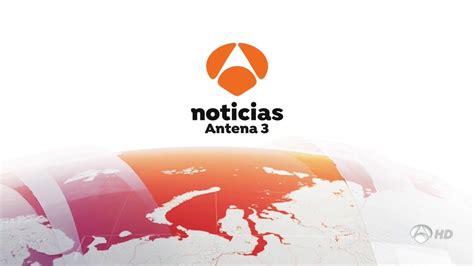 cabecera antena 3 noticias cabecera de antena 3 noticias mayo 2017 youtube