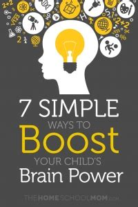 7 Ways To Boost Power by Thehomeschoolmom Tips And Practical