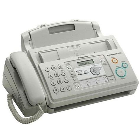 panasonic kx fp plain paper fax machine  phone price  bangladesh bdstall