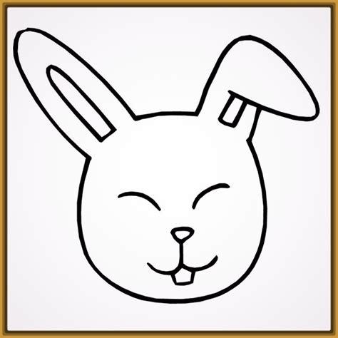 imagenes realistas para dibujar faciles imagenes de conejos para dibujar f 225 ciles archivos