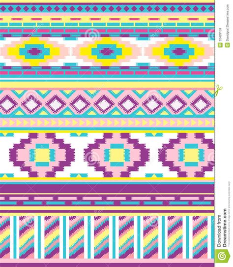 colorful ethnic wallpaper abstract ethnic background stock vector image of colorful