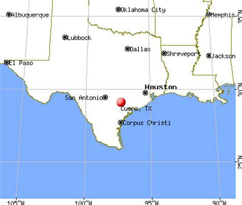 cuero texas map cuero texas tx 77954 profile population maps real estate averages homes statistics