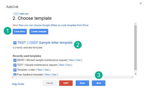 merge letter template how to mail merge letters in docs using