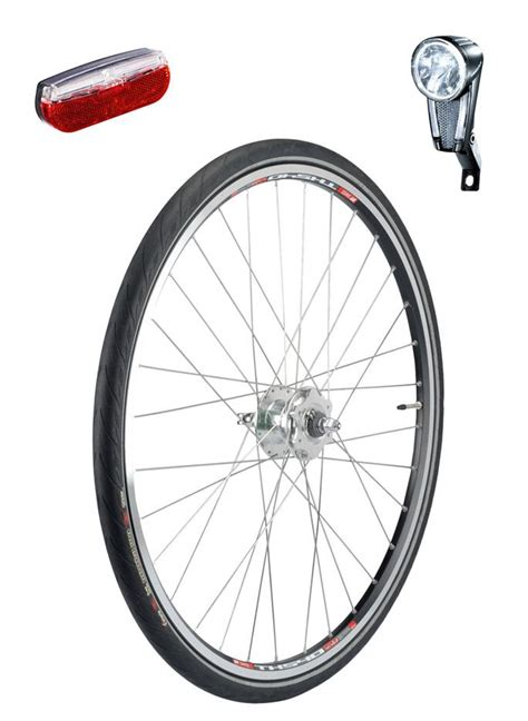 Bicycle Light Reviews Image Of Cantitoe Road Joule Hg Dynamo Wheel And Trelock
