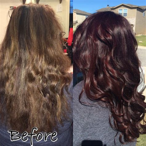 so color matrix socolor medium brown 5br this is my exact hair