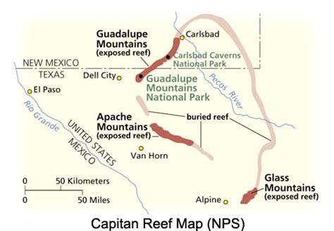 guadalupe mountains texas map a walk in the park guadalupe mountains the texas madrone
