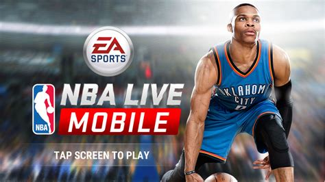 free nba live mobile play nba live mobile now in canada gamezebo