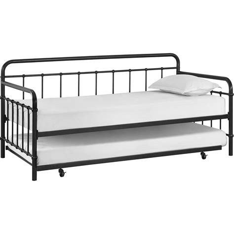 Daybed With Pop Up Trundle Bed Daybeds With Pop Up Trundle Madaline Iron Popup Trundle For Daybed Size Of Bed