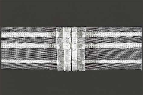 gardinenband ohne falten gardinenband 4er falte 3 fache stoffmenge 50 mm