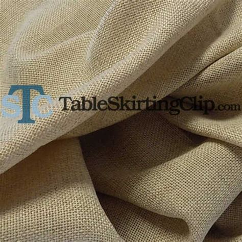 faux burlap table runner 13x90 equinox faux burlap table runner poly burlap runners