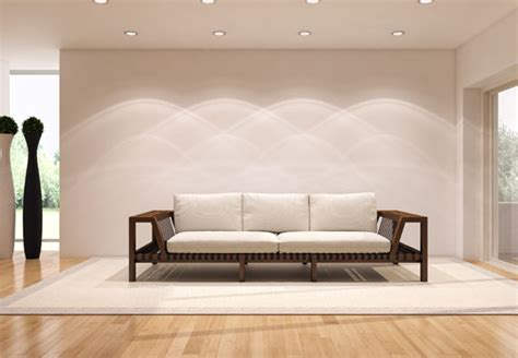 wohnzimmer beleuchtung spots richtige beleuchtung ihrer r 228 ume inspiration obi