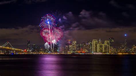 new year fireworks san francisco flickrfriday new year s celebrations bowl