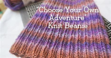 can you fly with knitting needles suzy cucumber choose your own adventure beanie knit pattern
