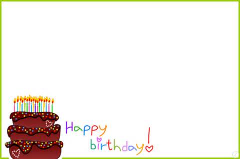 birthday cards ideas birthday card picture frames