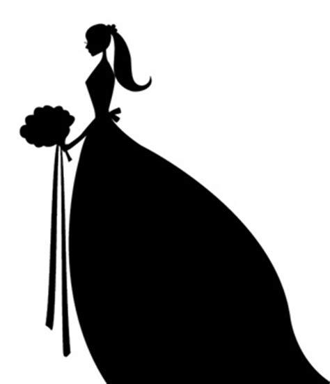 Bride Clipart Black And White | Clipart Panda - Free ... Free Clipart Bride Silhouette