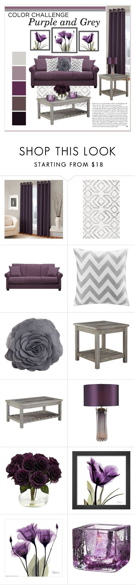 purple and gray home decor 25 best ideas about purple living rooms on