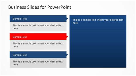 simple business template powerpoint simple business powerpoint template slidemodel