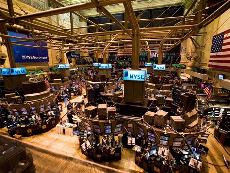 Nyse Floor larry leibowitz said to plan departure from new york stock